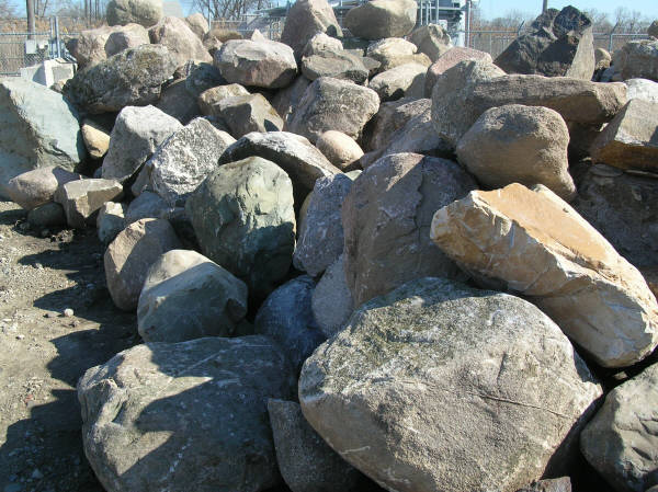Pa Sales Tax >> Natural Stone supplies landscape boulders, Michigan ...